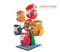Mini Ferris Wheel Amusement Park Game Equipment