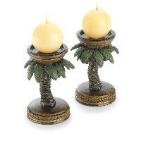 Coconut Tree Candle