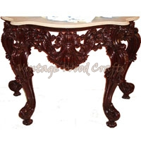 Classic Design Wooden Study Table