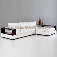 Wooden Contemporary Sofa