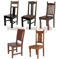 Wooden Dallas Chair