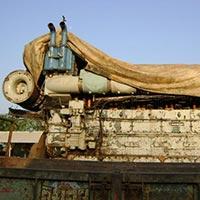 Marine Diesel Engine 04