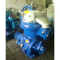 Reconditioned Marine Oil Purifier & parts