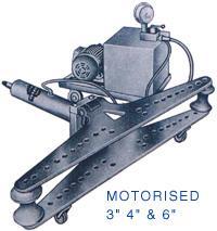 Hydraulic Motorised Pipe Bending Machine