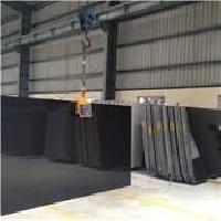 absolute black granite rough blocks