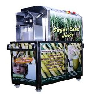 G-tech Cane Juicer Stand With Bin Model