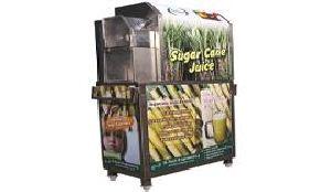 Table Top Sugar Cane Machine