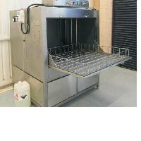 Wax Deoiled Heavy Duty Washing Machine