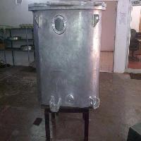 Fabricated Bottom Oil Tank