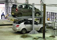 Two Leg Hydraulic Car Parking System