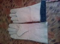 Leather Winter Hand Gloves