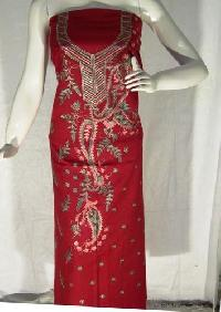 acrylic punjabi suit