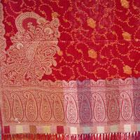 Embroidered Jamawar Shawls