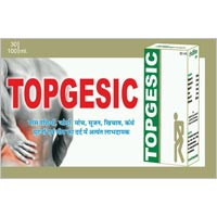 Topgesic Pain Relief Oil