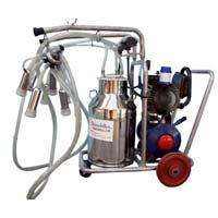 Mobile Milking Machine