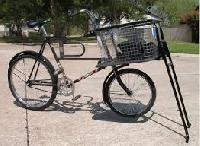 Low Gravity Bicycle