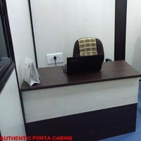 Customized Office Cabin