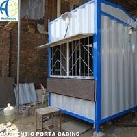 Customized Security Guard Cabin