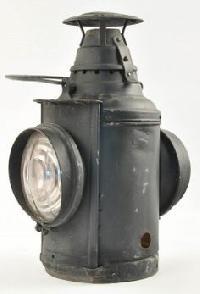 hand signal lamp