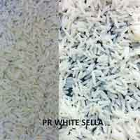 Pr White Sella Rice