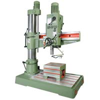 All Geared Radial Drilling Machine (SER-50-1350)