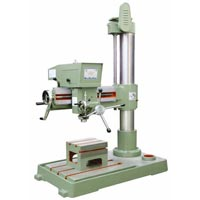 Heavy Duty Radial Drilling Machine