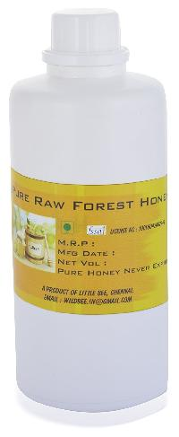 Little Bee Raw Forest Honey