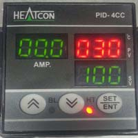 Pid Auto Tune Controller With Heater Load Indicator.