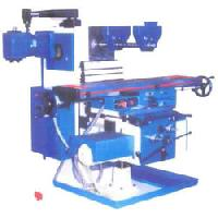 Universal All Geared Milling Machine