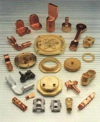 Brass Forged Components, Brass Stamped Components, Forged..