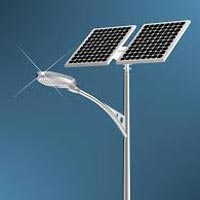 CFL Based Solar Street Lighting System