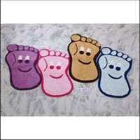 Small Foot Bath Mat