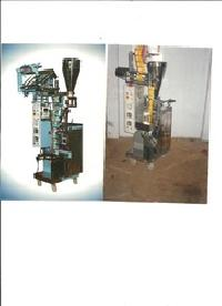 Chute Type Vertical Form Fill Seal Machine Mechanical Type