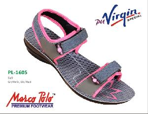 ladies pu footwear