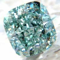 Loose Colored Moissanite Gemstone