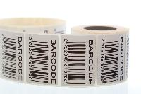 Computer Barcode Label