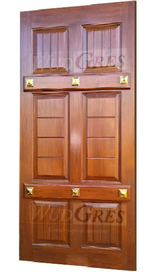 Acacia Wood Door : Teak wood doors manufacturers suppliers exporters in
