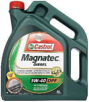 Castrol Magnatec Diesel Engine Oil
