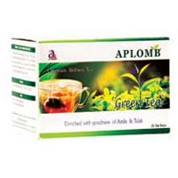 Aplomb Green Tea