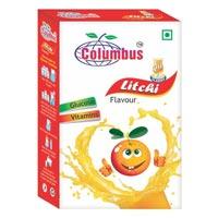 Litchi Flavoured Soft Drink
