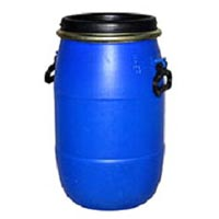 35 Litre Plastic Open Top Drum