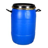 50 Litre Plastic Open Top Drum