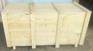 Pine Wooden Box