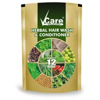 VCare Herbal Hair Wash and Conditioner