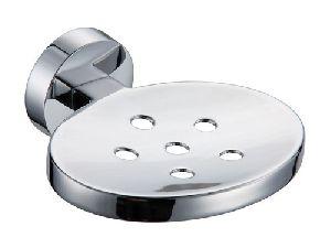 Brass Oval Soap Dish