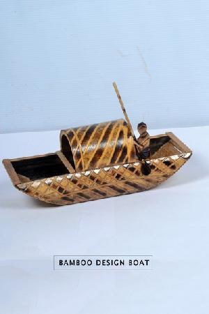 Bamboo Design Boat