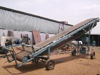 Telescopic Conveyors (mobile Type)