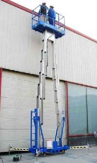 aluminium lift work platform