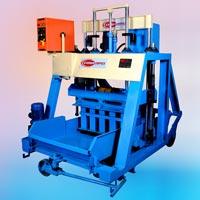 Hydraulic Concrete Block Making Machine (906)