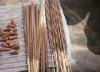 Homemade Incense Sticks